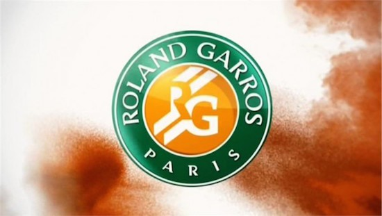 French Open Roland Gross Logo