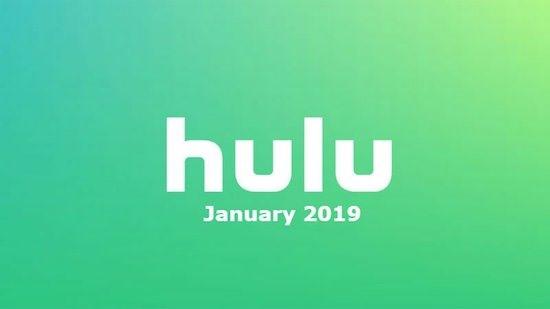 Coming to hulu january-1205