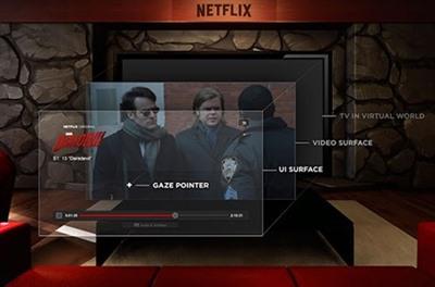 Netflix Virtual Reality