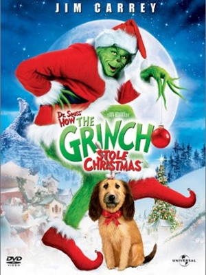 The Grinch Tole Christmas