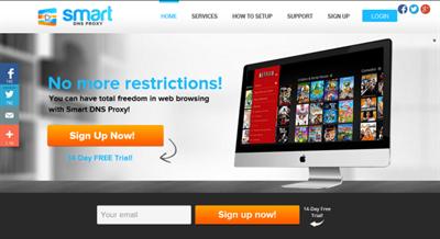 Smart DNS Proxy + SmartVPN + VPN: The Best ALL IN ONE Proxy