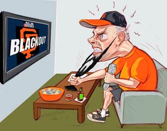 MLB Blackout Imge