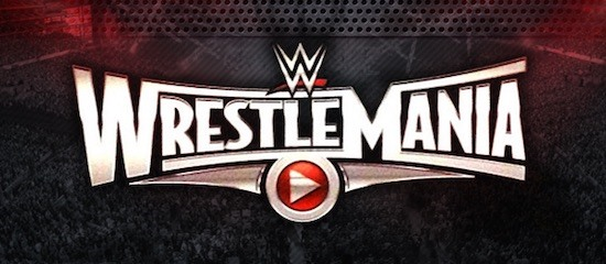 Wrestle Mania 31 Logo