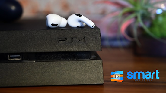 Avantree Leaf: This device connects your AirPods to your PS4