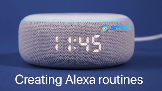Amazon Alexa Routines for Fire TV
