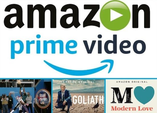 New Titles in October – Available for streaming on Amazon Prime Video