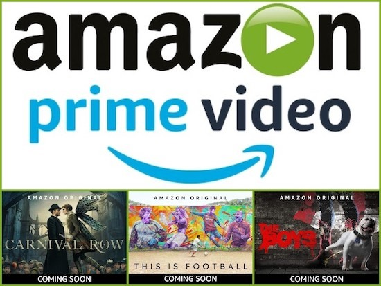 Amazon Prime Video slate for August 2019 - stream it with Smart DNS Proxy!