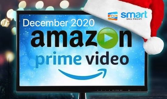 New Titles on Amazon Prime Video in December 2020