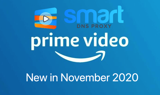 Amazon Prime Video – see what is coming in November 2020