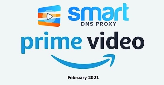 February 2021 premieres on Amazon Prime Video