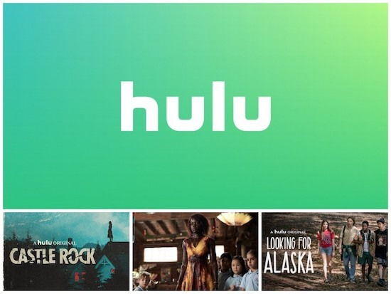 The titles of Hulu movies and shows for October 2019