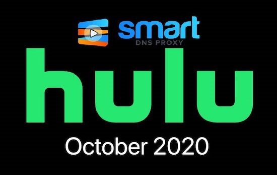 Halloween season on Hulu - October 2020 lineup of shows movies and originals.