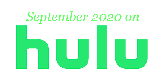 September 2020 on Hulu with Smart DNS Proxy