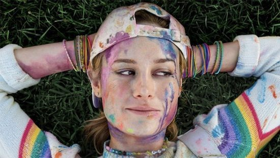 Springtime colors with Brie Larson on Netflix in April 2019 with Smart DNS Proxy.