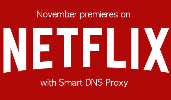 November 2019 on Netflix – all shows coming to and going from the service