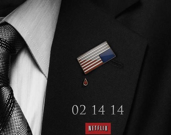 How to watch House of Cards on Netflix outside USA