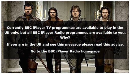 Unblocking BBC iPlayer with SmartDNSProxy